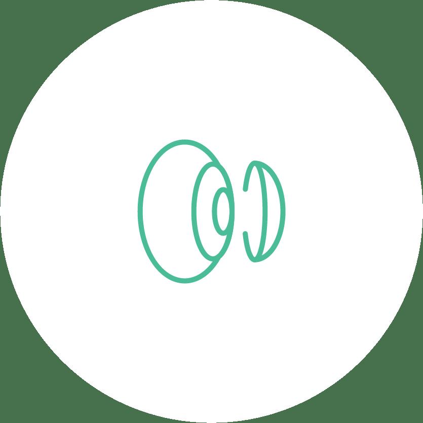 Soczewki kontaktowe grafika